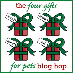 Four Gifts blog hop.