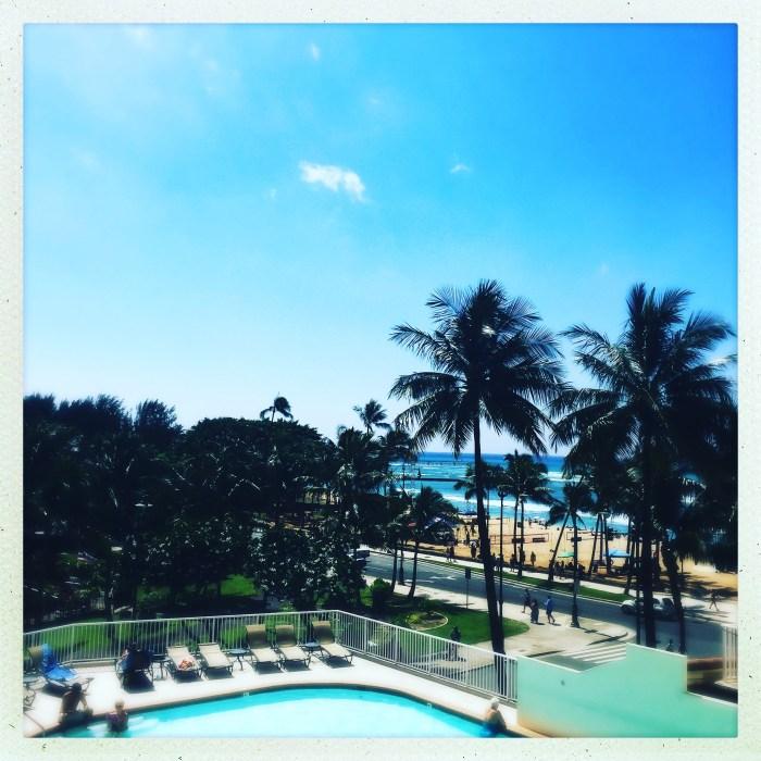beach Honolulu