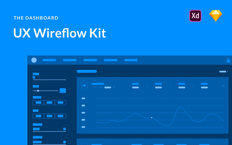 Dashboard Ux Wireflows