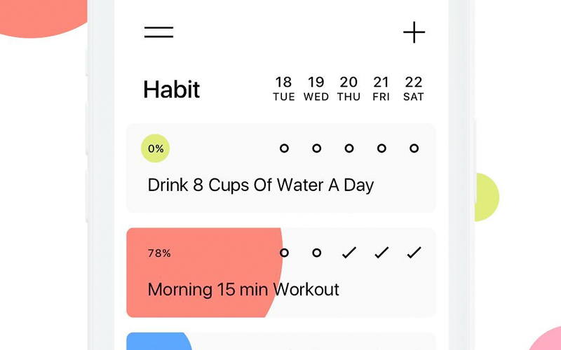 Habit Daily Tracker