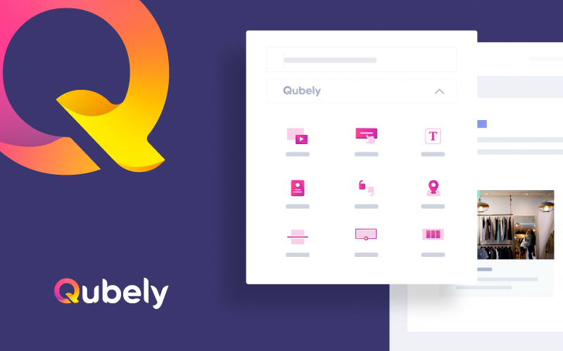 Qubely Blocks