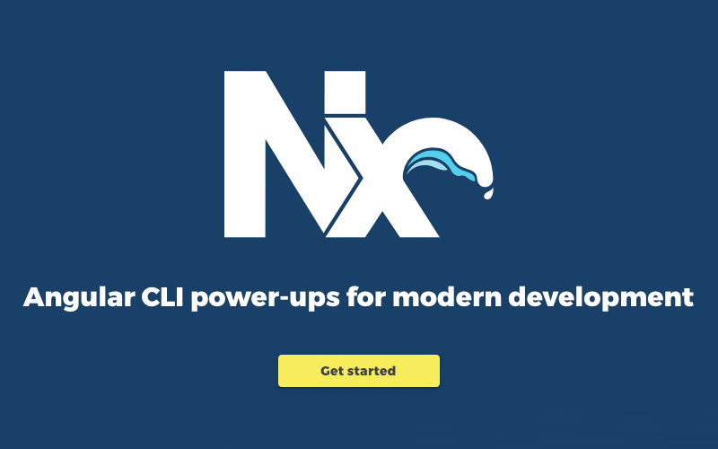 Nx Angular Cli