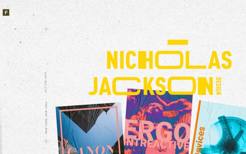Nicholas Jackson Design