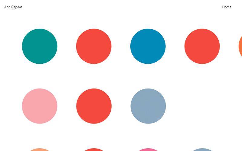 Color Dot Font
