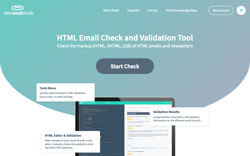 Html Email Check And Validation Tool