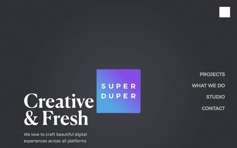 Super Duper Studio