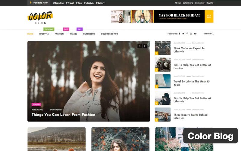 Color Blog