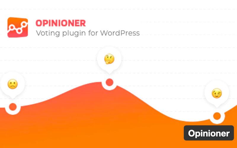 Opinioner WordPress Plugin Voting