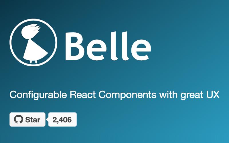 Belle React