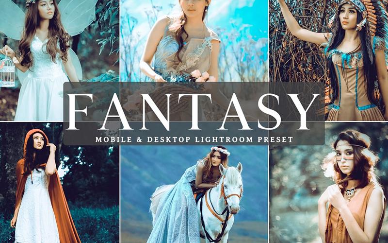 Fantasy Lightroom Preset