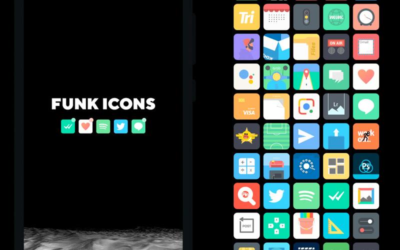 Funk Icons V2 Freebie