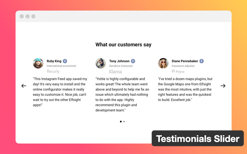 Testimonials Slider WordPress Testimonials Plugin