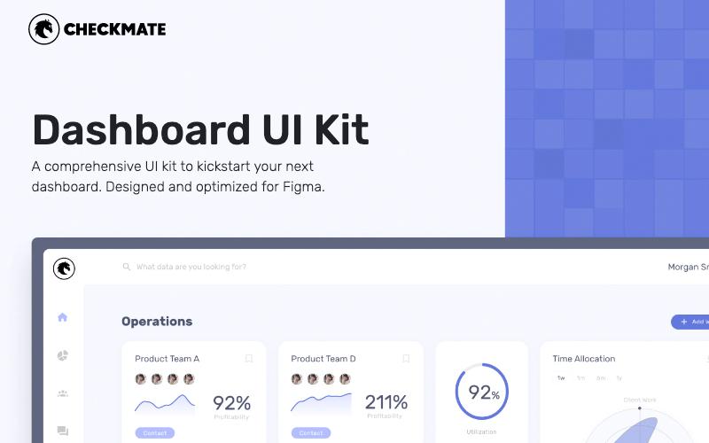 Checkmate Dashboard Ui Kit