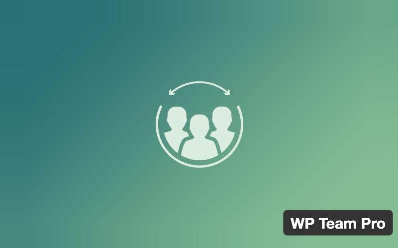Wp Team Pro