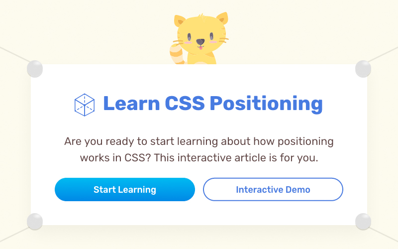 Learn Css Positioning