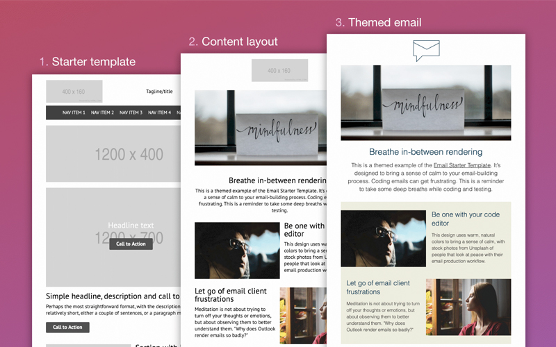 Starter Email Template