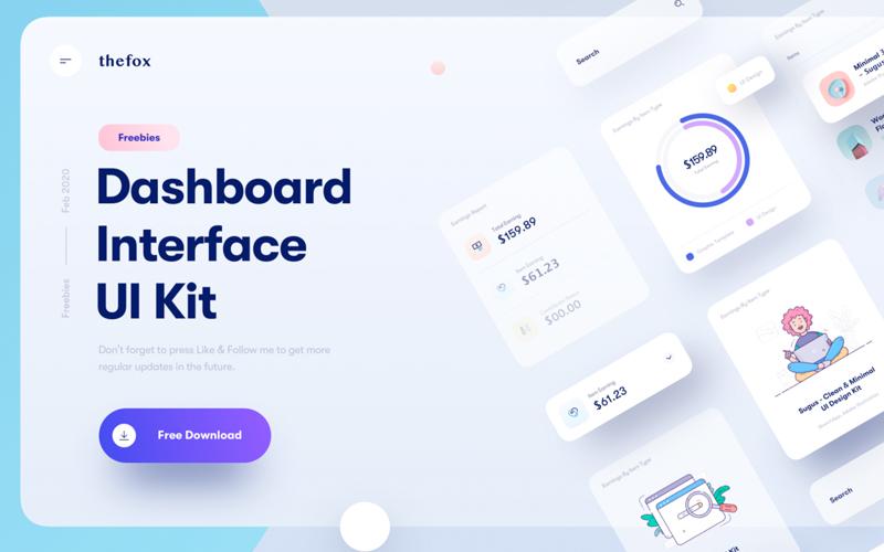 Dashboard Interface Elements
