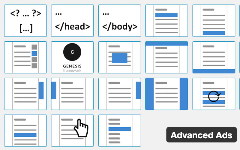 Advanced Ads – Ad Manager & Adsense