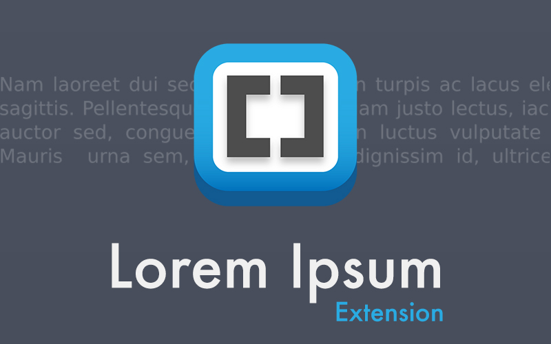 Brackets Lorem Ipsum