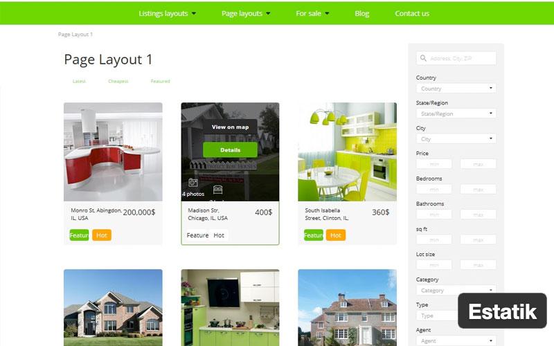 Estatik Real Estate Plugin WordPress Wednesday