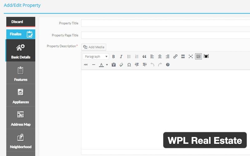 Wpl Real Estate WordPress Wednesday
