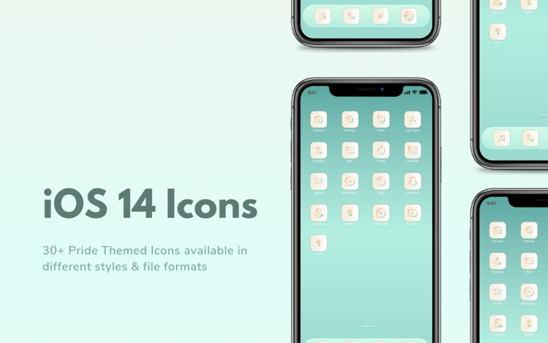 Ios 14 Icon Pack