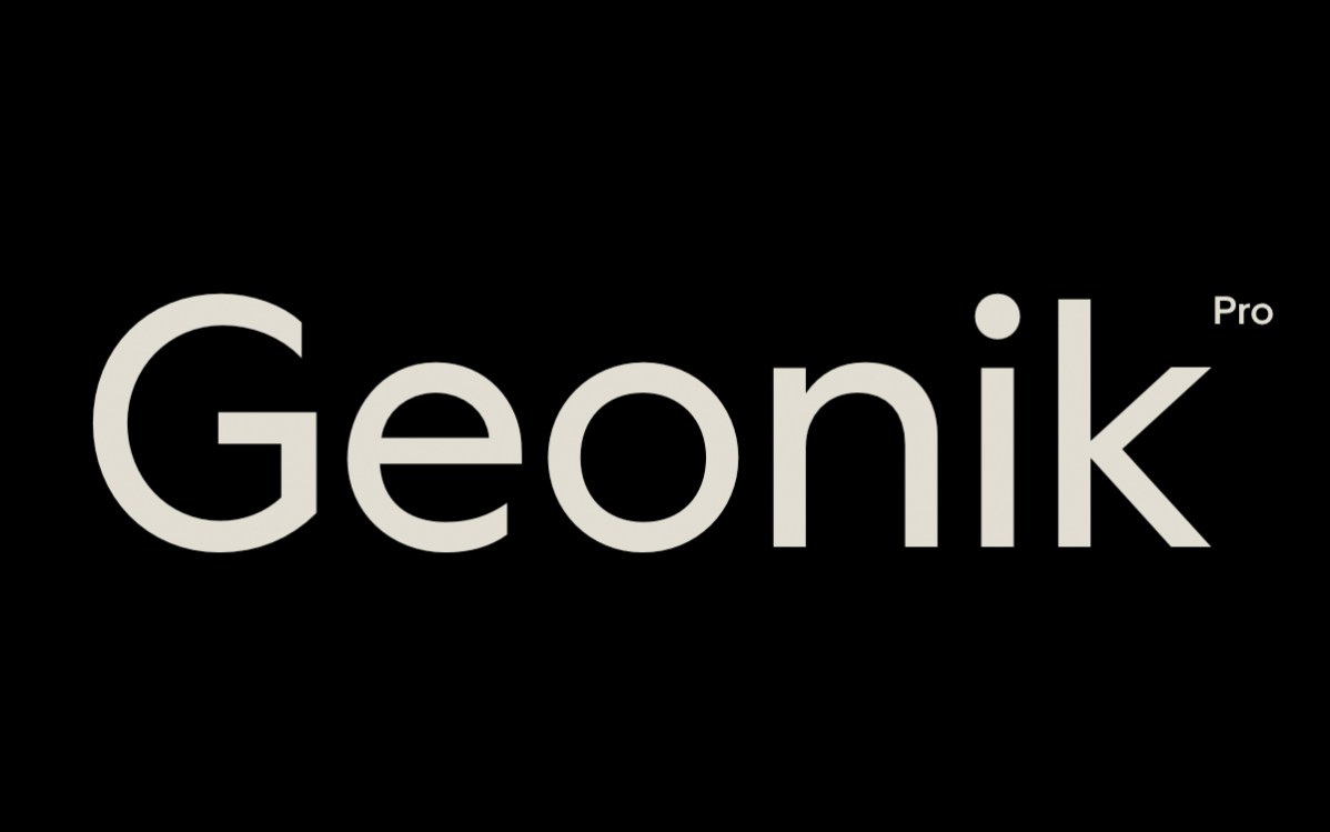 Geonik Pro