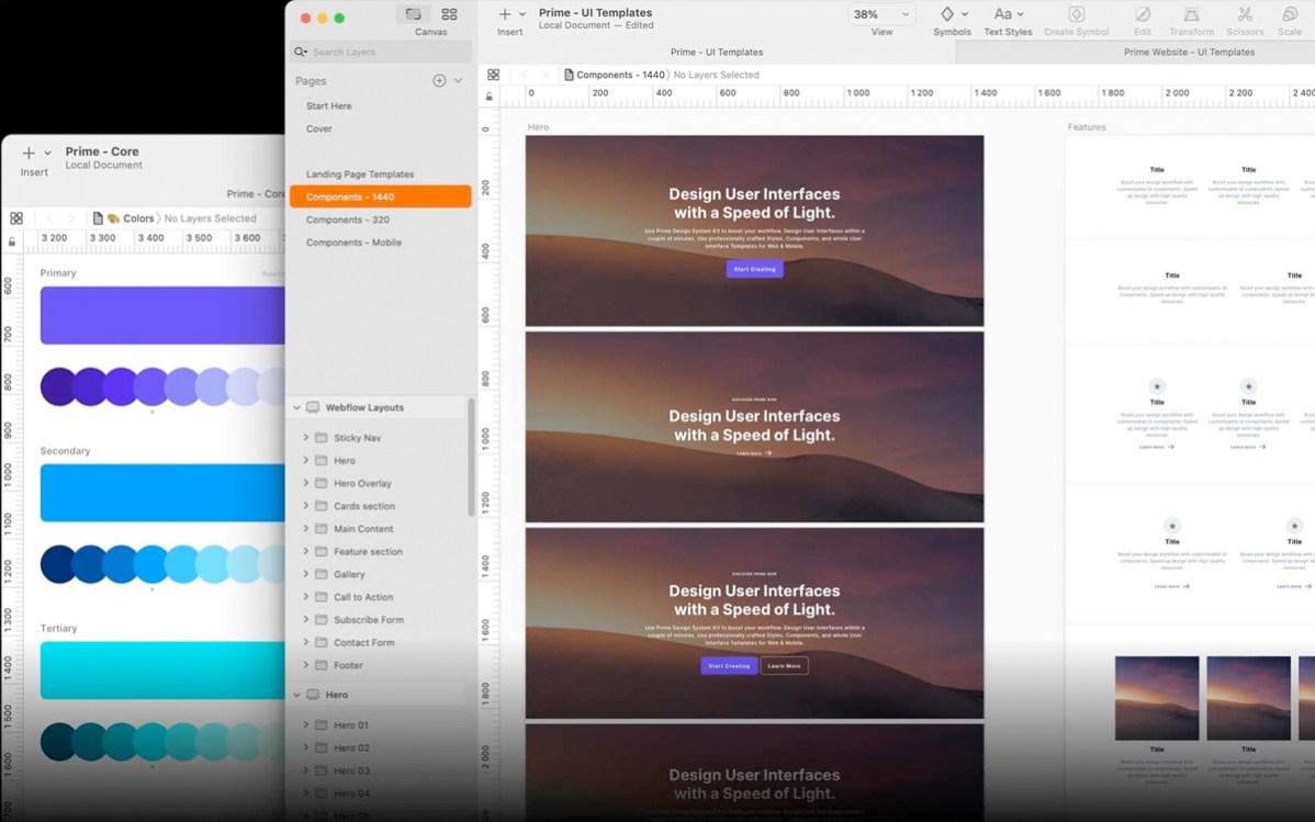 Prime Design Starter Kit 3.0