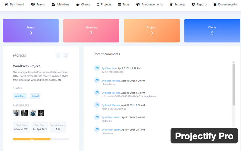 Projectify Pro