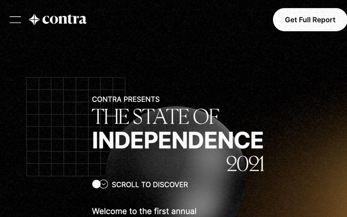 The State Of Independence