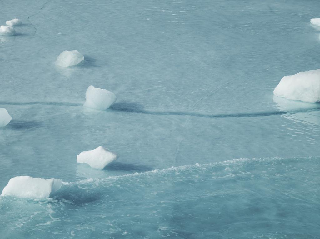 New Land North Pole Melt