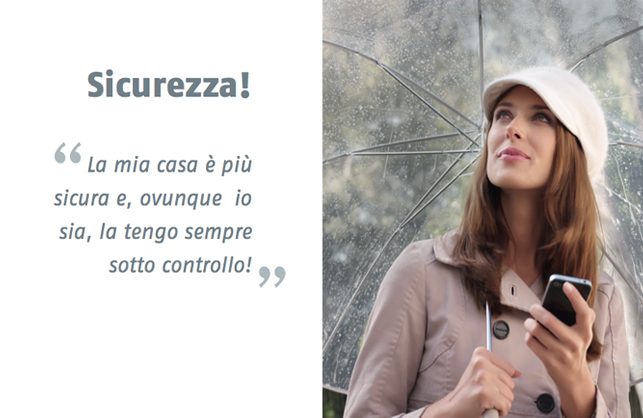 SICUREZZA header