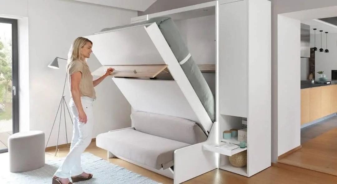 Lit Armoire Escamotable Ikea