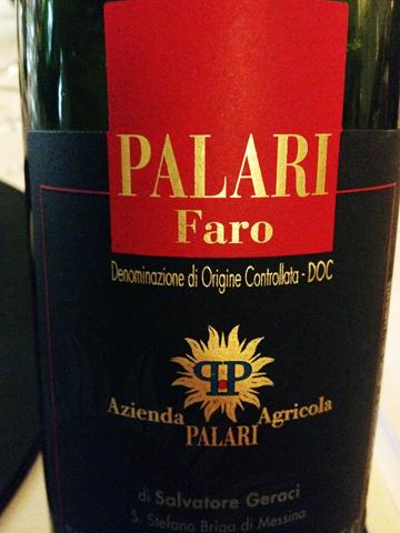 Faro Palari 2002