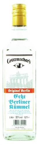 Grützmacher Berliner Kuemmel