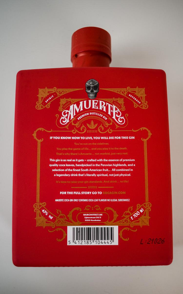 Amuerte Gin 700 ml