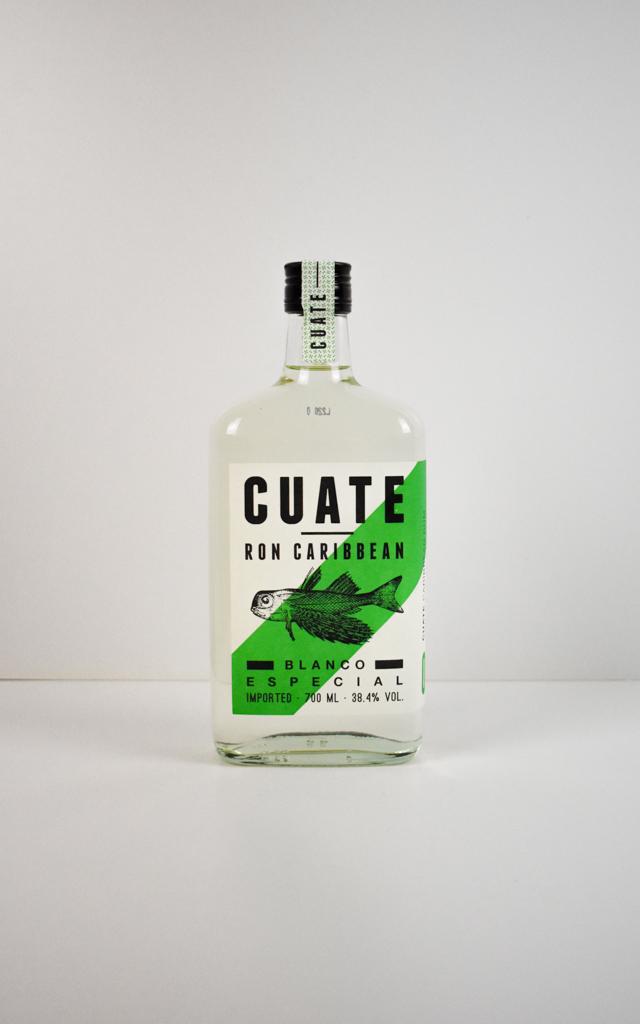 Cuate Rum 1 y 700 ml