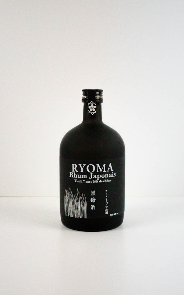 Ryoma Japanese Rum 40% 0,7l