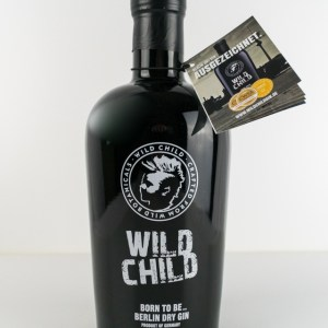 Wild Child – Berlin Dry Gin 0,7l