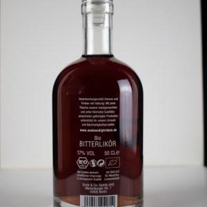 #Anständigtrinken Amaro 500 ml