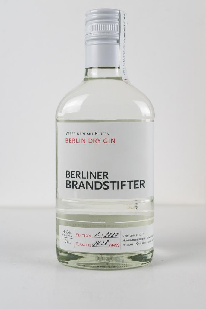 berliner brandstifter gin 350ml