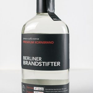 Berliner Brandstifter Kornbrand 350 ml