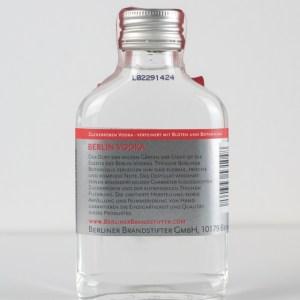 Berliner Brandstifter Vodka 0,1l