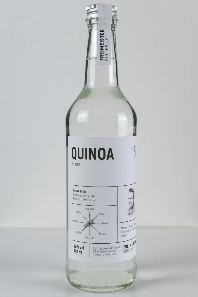 Quinoa Vodka