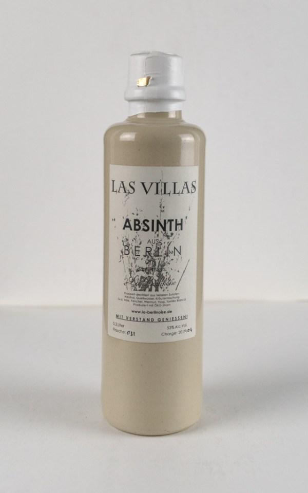 absinth las villas