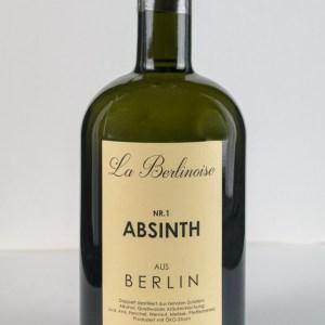 La Berlinoise NR.1 – Absinth aus Berlin 500 ml