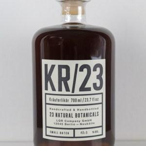 Kräuterlikör KR/23 700 ml
