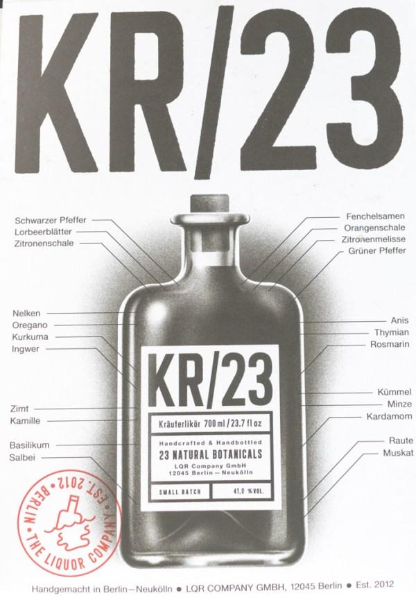 kr 23 plakat