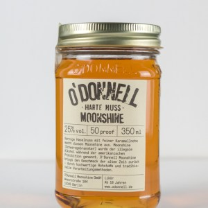 O'Donnell Moonshine Harte Nuss 0,35l
