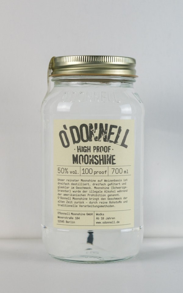 o donnell high proof 700 ml